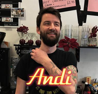crepes and creams Andi